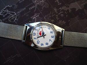 【送料無料】腕時計 ペプシウォッチクオーツプログラマブルバッテリーカチカチ
