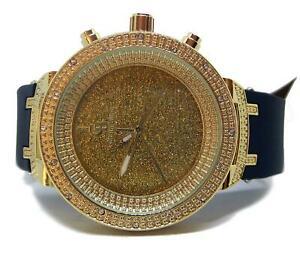 【送料無料】腕時計 ヒップホップベゼルアンプ