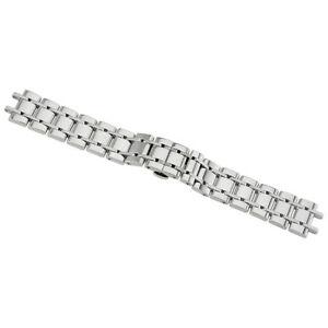 【送料無料】腕時計 ステンレススチールブレスレットgeneric 5 row stainless steel 21 mm replacement bracelet swiss9240