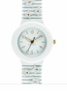 【送料無料】腕時計 ヒップホップスターレットhip hop starlet white hwu0665