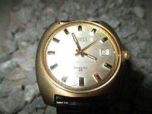 【送料無料】腕時計 ビンテージprovita vintage uhr automatic 38 mm 60er jahre 1960s