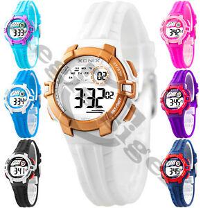 【送料無料】腕時計 xonix im small watch for girls amp; women, many features, waterproof 100m