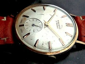 【送料無料】腕時計 オロビンテージnatopacific 1960 laminato in oro funzionante  fantastico vintage