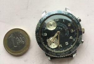 【送料無料】腕時計 ドクロノcimer mouvement de montre chrono