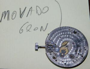 【送料無料】腕時計 ビンテージウォッチスイスvintage ancien mecanisme movado 620n montre de poche old watch uhr swiss suisse