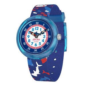 【送料無料】腕時計 トリップflik flak kinderuhr deep trip fbnp131