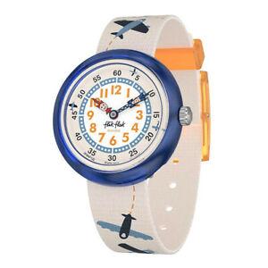 送料無料 腕時計 flik flak kinderuhr loopiloop fbnp122SMpUqzV