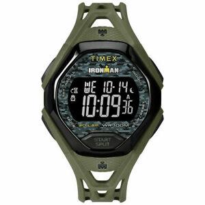 【送料無料】腕時計 メンズラップウォッチアラームtimex tw5m23900, mens ironman 30lap resin watch, sleek, alarm, indiglo