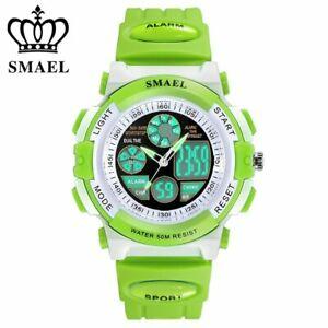 【送料無料】腕時計 デジタルダイブチchildren digital watches dive 50m water resistant wrist watches for women chi