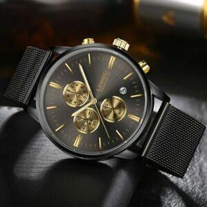 【送料無料】腕時計 ファッションビジネスィスゴールドシンプル