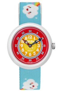 【送料無料】腕時計 ウォッチflik flak mdchenuhr cloudbow fbnp115