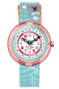 【送料無料】腕時計 flik flak kinderuhr coucouala fbnp109