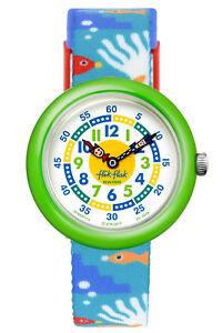 【送料無料】腕時計 リーフflik flak kinderuhr fishnreef fbnp113