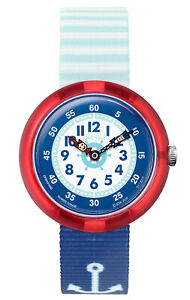 【送料無料】腕時計 セーラーflik flak matrose kinderuhr fbnp090