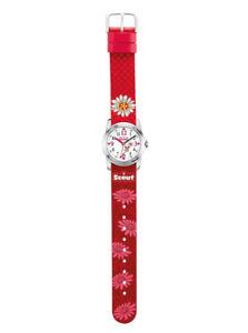 【送料無料】腕時計 スカウトキディscout kinderuhr sweeties flower 301028