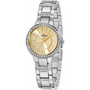 【送料無料】腕時計 ドナクロノスワロフスキーorologio donna chronostar desiderio r3753247513 bracciale acciaio swarovski