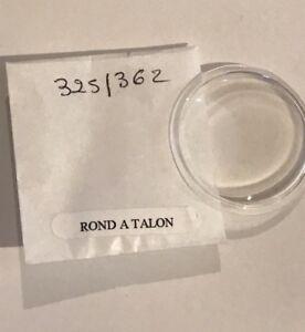 【送料無料】腕時計 クリスタルプラスチックヴィンテージクロノグラフライトサイズcrystal, plastic, vintage chronograph clamshell n 189190 size 32,5x36,2 mm