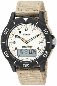 【送料無料】腕時計 ナイロンコンボクロノグラフtimex tw4b16800, expedition nylon watch, katmai combo, indiglo, chronograph