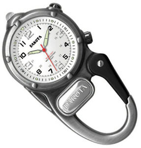 【送料無料】腕時計 ダコタミニクリップウォッチdakota dk3842 mini clip led microlight watch