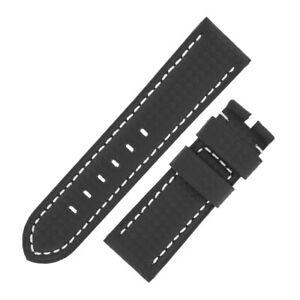 【送料無料】腕時計 エンボスレザーウォッチストラップオプションバックル