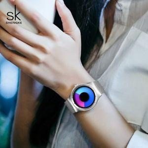 【送料無料】腕時計 ファッションステンレスレディース