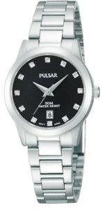 【送料無料】腕時計 パルサーレディースステンレススチールpulsar ladies stainless steel watch ph7277x1 pnp