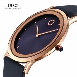 【送料無料】腕時計 ストラップクリスマスluxury ultrathin leather strap waterproof xmas gifts for her mum daughter women