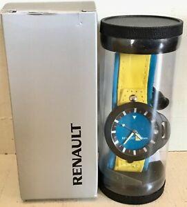 【送料無料】腕時計 ルノーチームオリジナルウォッチボックスチューブコレクターズアイテムauthentic renault f1 team watch original box and tube rare collectors item