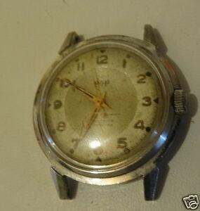 【送料無料】腕時計 メーカポップ ancienne montre mecanique marque pop ancre 17 rubis antimagnetique