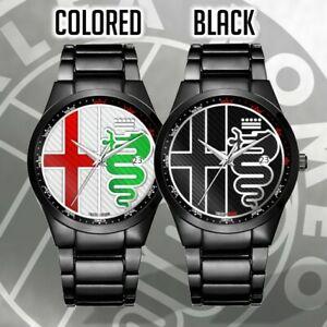 【送料無料】腕時計 コンロゴアルファロメオ