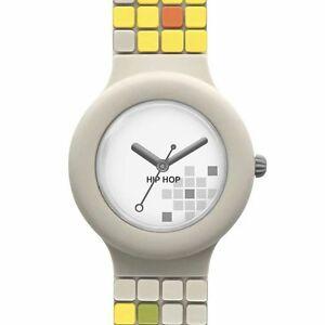 【送料無料】腕時計 オロロジオヒップホップモザイクorologio hip hop mosaic hwu0454