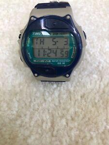 【送料無料】腕時計 ステルスレトロビンテージポリプロピレンストラップウォッチvintage timex stealth retro watch polypropylene strap nwot