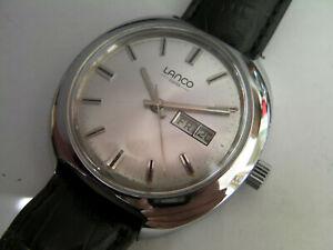 腕時計 ビンテージメンズウォッチlanco  vintage mens watch  aetos 2280
