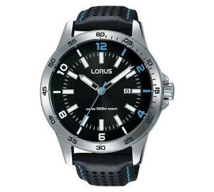 【送料無料】腕時計 ステンレススチールlorus gents stainless steel watch  rh919gx9