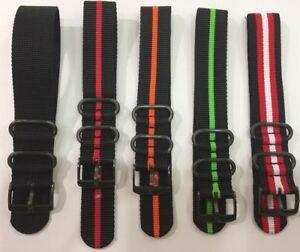 【送料無料】腕時計 ストラップモデルluminox 22m replacement straps in various colors 3050308031503180 models