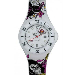 【送料無料】腕時計 ゼリーtoywatch jelly tatoo jyt05wh