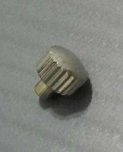 【送料無料】腕時計 スイスパーツクラウンネジステンレススチールサイズsqualedarwil swiss made part set crown screw ststeel size 51mm,age 1980s