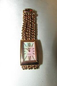 【送料無料】腕時計 スターリングシルバーパールレディースクォーツlovely ecclissi sterling silver amp; mother of pearl womens quartz watch 5b3