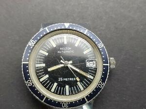【送料無料】腕時計 montre ancienne kelton automatic