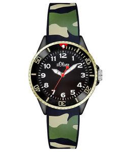 【送料無料】腕時計 オリキディsoliver kinderuhr fr jungen so2998pq