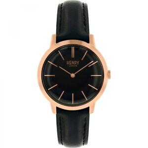 【送料無料】腕時計 ヘンリーロンドンレディースローズゴールドメッキウォッチhenry london ladies rose gold plated watch hl34s0218 hlnp