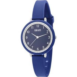 【送料無料】腕時計 ラグジュアリーリュジョドナスポーティシリコーンブルorologio donna liu jo luxury sporty tlj1259 silicone blu