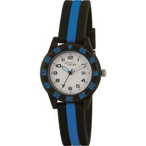 【送料無料】腕時計 オロロジオトリックシリコーンネロブルカサ