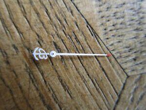 【送料無料】腕時計 ワイドクロノグラフスイープヒントbreitling chronograph sweep second hand white red tip 11,5 mm