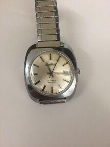 【送料無料】腕時計 ビンテージスイスvintage omikron 17 jewels incabloc swiss made watch