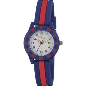 【送料無料】腕時計 オロロジオトリックシリコーンブルロッソビアンコスモール