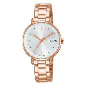 【送料無料】腕時計 パルサーレディースローズゴールドメッキウォッチ×pulsar ladies rose gold plated watch ph8340x1pnp