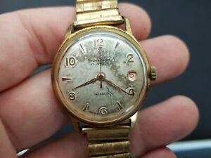 【送料無料】腕時計 プラークmontre select watch automatic ebauche suisse plaqu or