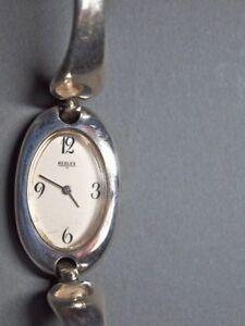 腕時計 アルジェントマニュアルmontre argent mecanique ancienne femme remontage manuelle reglex