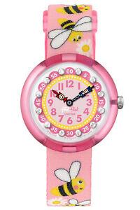 【送料無料】腕時計 キディデイジーflik flak kinderuhr daisy bee fbnp098